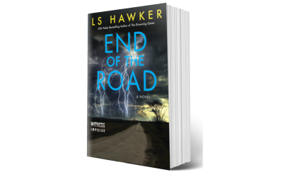 END OF THE ROAD Cover Reveal