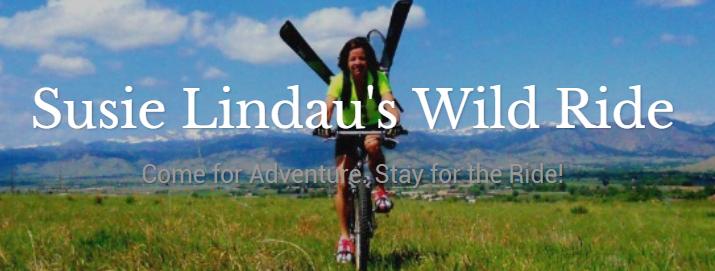 Interview on Susie Lindau's Wild Ride